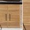 einflügeliges Garagentor / Holz / manuell / automatisch