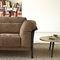 modernes Sofa / Stoff / Aluminiumguss / von Pascal Mourgue