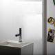 Einhebelmischer für Bidet / verchromtes Metall / für Badezimmer / 1-Loch