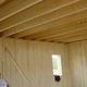 Fertigbau-Träger / Holz / rechteckig / für Böden