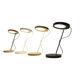 Tischlampe / modern / Holz / LED