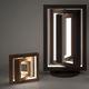 tragbare Lampe / originelles Design / Holz / Innenraum