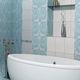 Fliesen für Badezimmer / für Wandbespannungen / aus Keramik / poliert