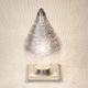 Tischlampe / modern / aus Messing / für Innenbereich