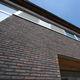 Tonriemchen / für Fassaden / Struktur / handgefertigt