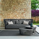 modernes Sofa / für den Garten / für Yachten / Terrassen