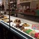 Verkaufskühlvitrine / für Schokoladeartikel / für Konditoreien