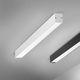 Leuchte für Aufbau / für Deckeneinbau / LED / linear