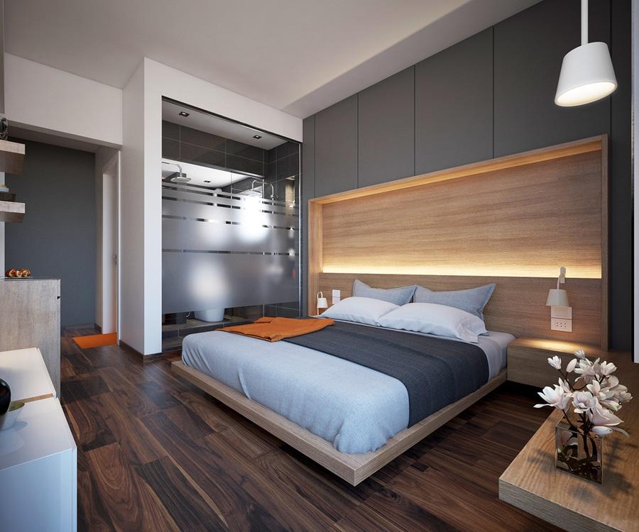 4 Luxusschlafzimmer Mit Einzigartigen Wand Details