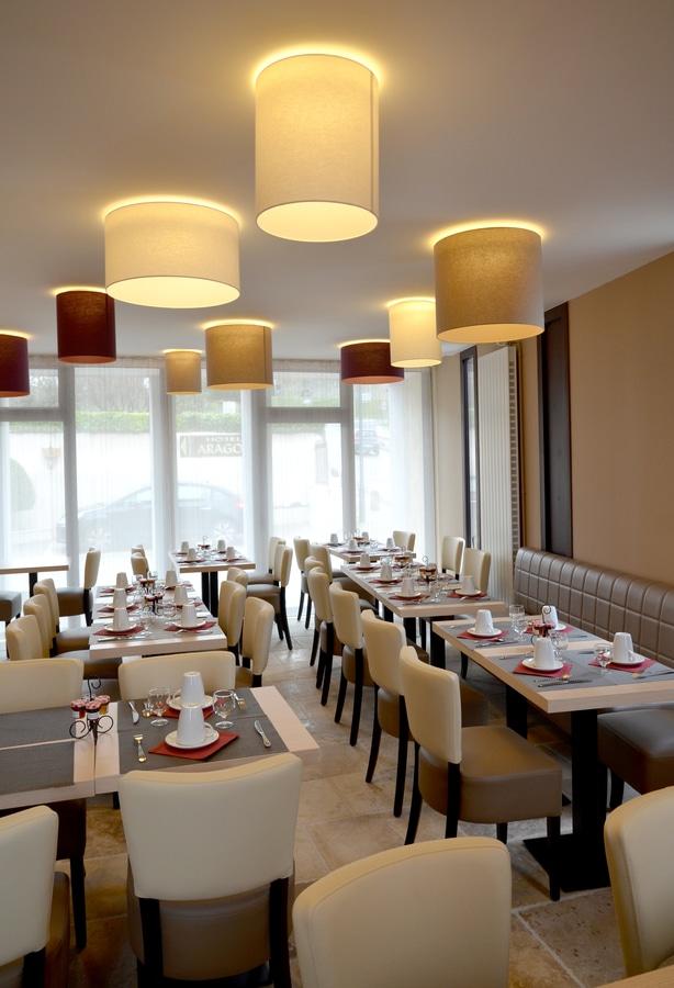 Aragonien-Hotelbeleuchtung - 11000 Carcassonne, France - LUCERA