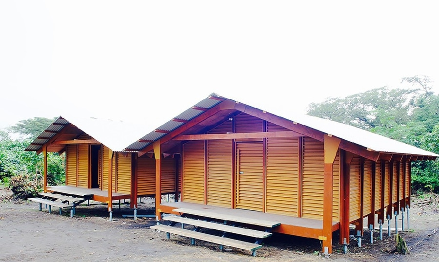 Australisches Aufbereitete Wirbelsturm Beständige Häuser Der Surferentwürfe  Fertighaus