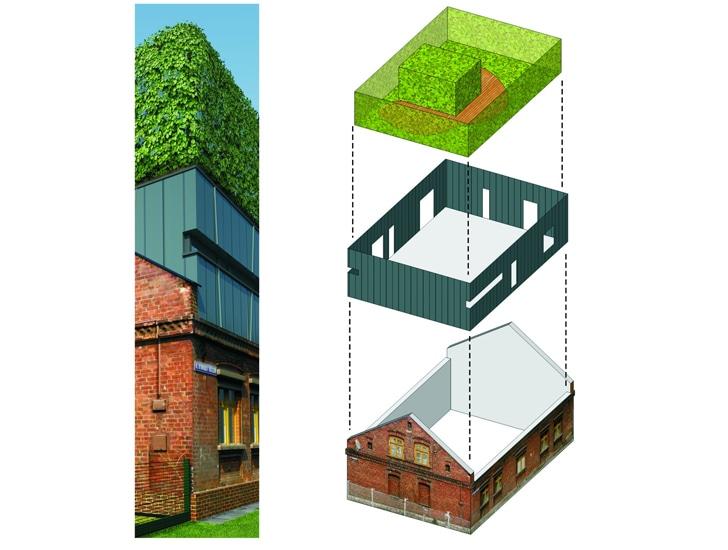 modernes stadtisches haus notting hill – modernise, Innenarchitektur ideen