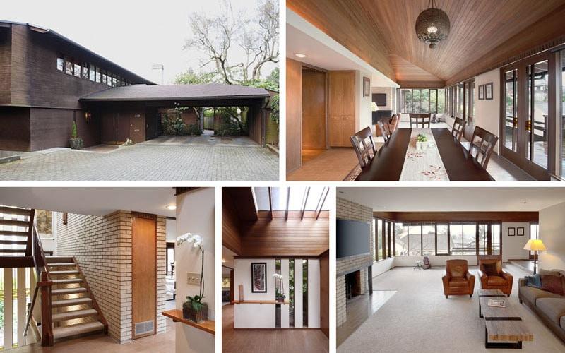 Dieses Sechziger Jahre Haus In Seattle Wurde Eine Zeitgenossische Aktualisierung Durch Mw Gegeben