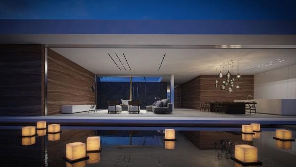 Case Moderne Di Design : Drei moderne häuser durch terri brown jackson ln vacoas phoenix