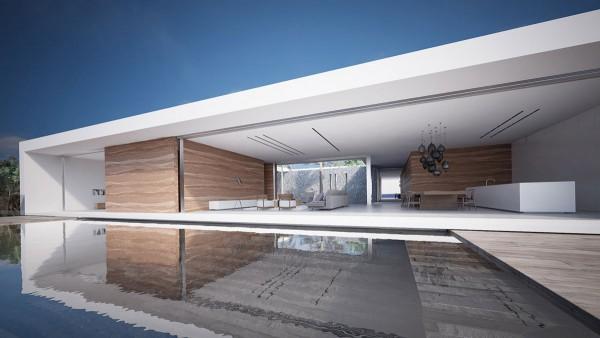 Drei Moderne Häuser Durch Terri Brown