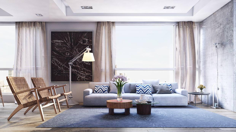 Erstaunlich schöne u. moderne Wohnungen durch Koj Design - Ho Chi ...