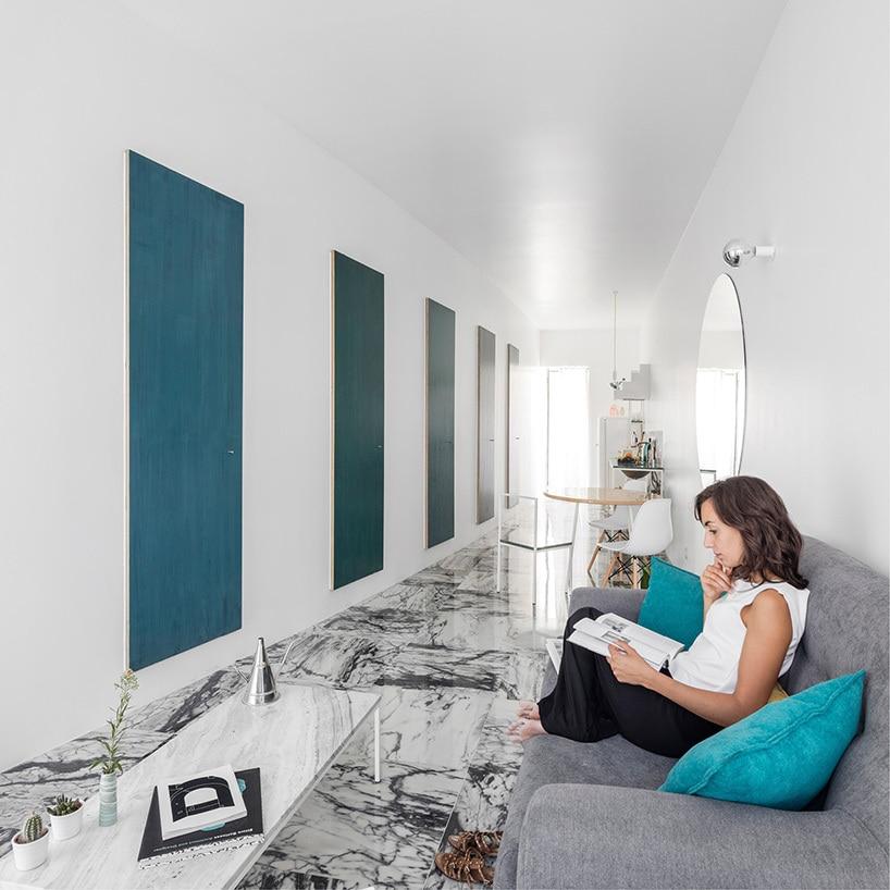 Fala Atelier Definiert Wohnung Als Lebende Galerie In Lissabon Neu