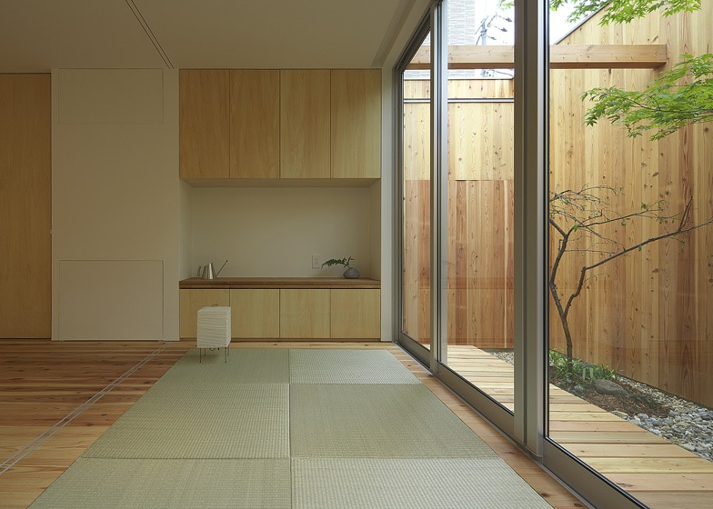 HAUS IN NISHIMIKUNI DURCH ARBOL ENTWURF - Osaka Prefecture, Japan