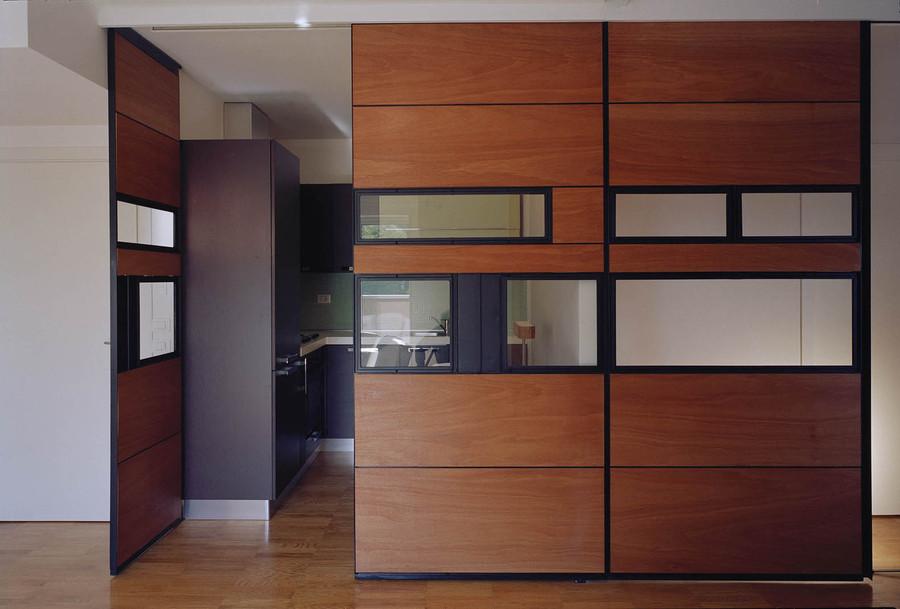 1970? s-römische Wohnung rekonfiguriert als moderne Doppelebenen ...