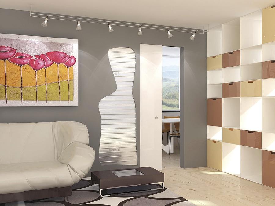 Linear Fur Verputze Wand Oder Gipskartonwand Protek
