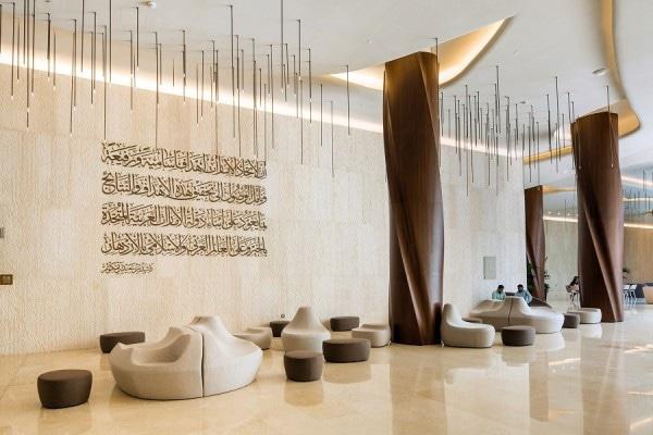 Led Licht Schoenen : Liniled® led streifen umfassten im schönen museum 1 jumeirah st