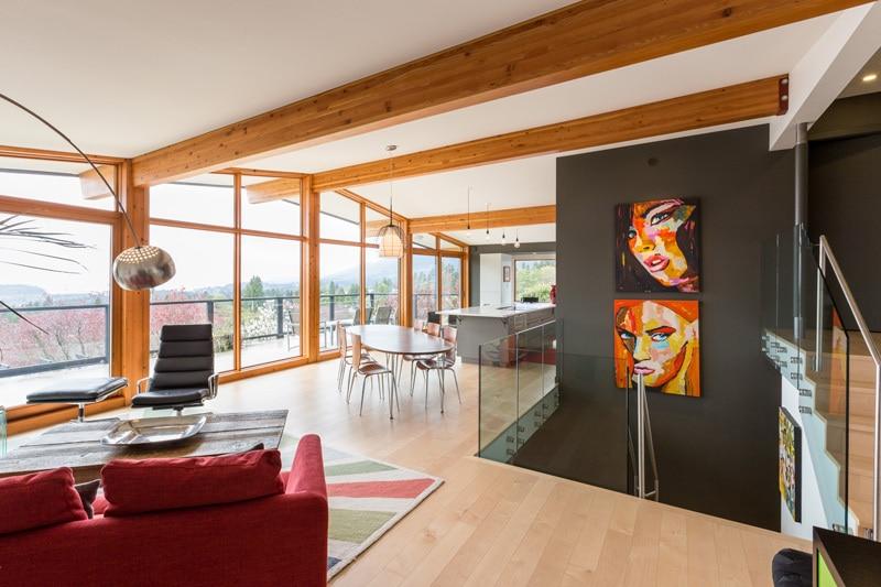 ein mitte des jahrhundertsmodernes haus in vancouver erhlt ein update - Mitte Des Jahrhunderts Modernes Haus