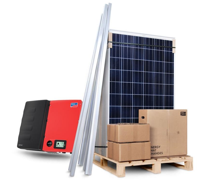 Solar komplett