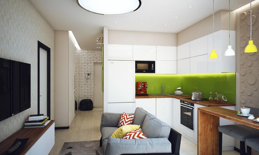 Schlafzimmer-wohnung Des Minimalist-1 Entwarf Für Einen Jungen ... Schlafzimmer Jungen