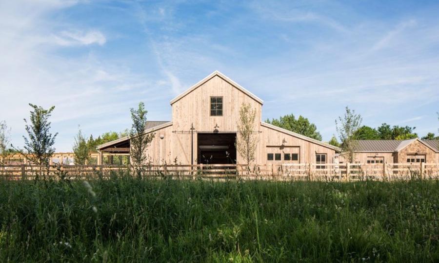 Schöne moderne Scheune produziert Nahrung stützbar in Utah - 573 E ...