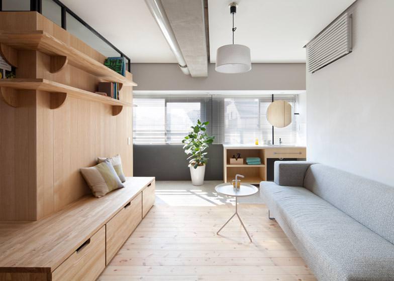 L Schlafzimmer | Sinato Versteckt Zwei Schlafzimmer Hinter Einer L Formigen Wand