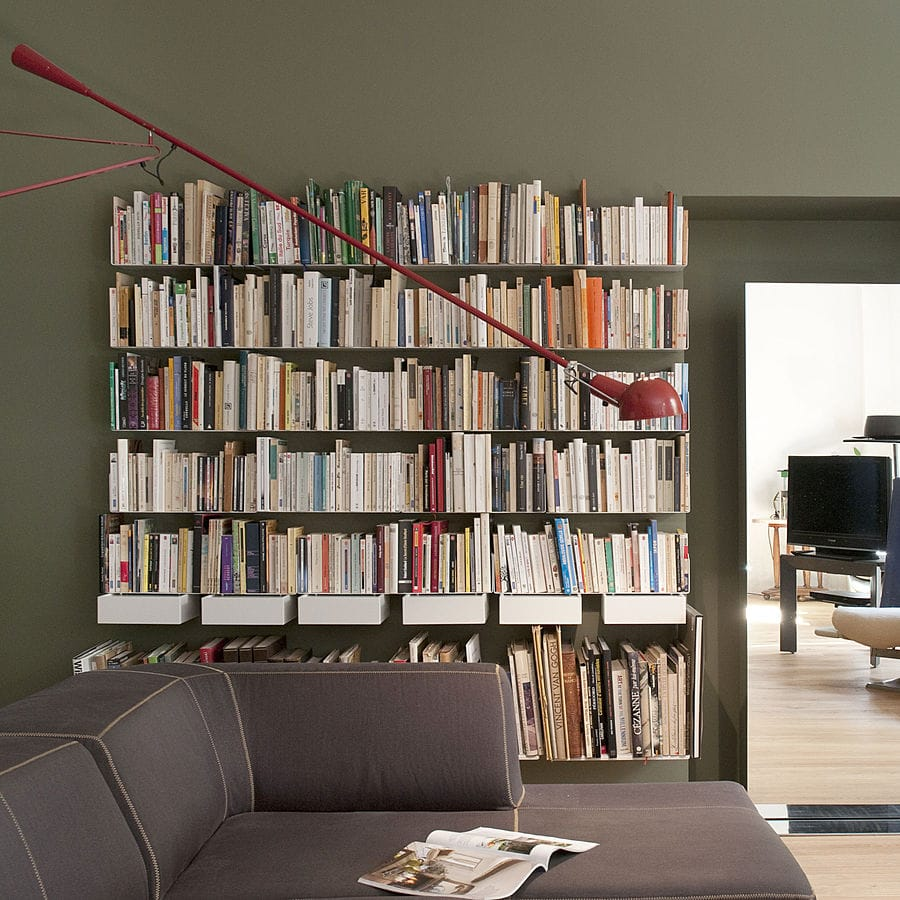 Teebooks, Das Modulare Design Regal Für Die Wand   Teebooks, Möbel