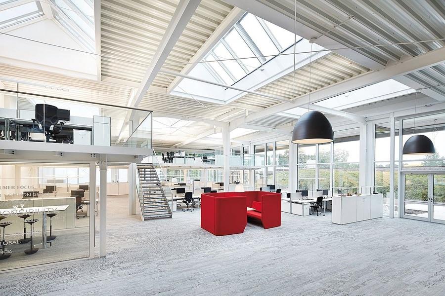 Loft Wohnung in Amsterdam mit dynamischer Atmosphäre