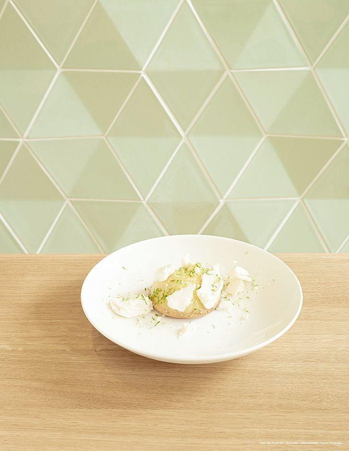 Wand deckt - Badezimmer oder Küche - Losange 3D - Camille ...