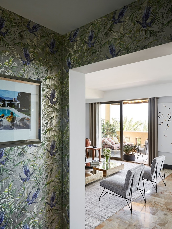 das zeitlose charisma vom modernen apartment design, der zeitlose luxus von grace apartment in monaco durch humbert u, Design ideen
