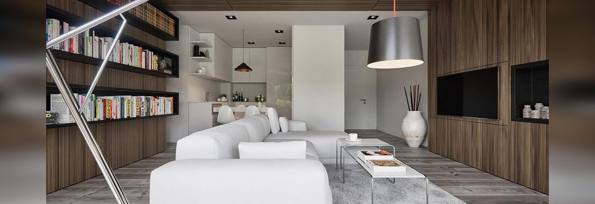 Great 5 Wohnzimmer Mit Unterzeichnung Beleuchtung Arten