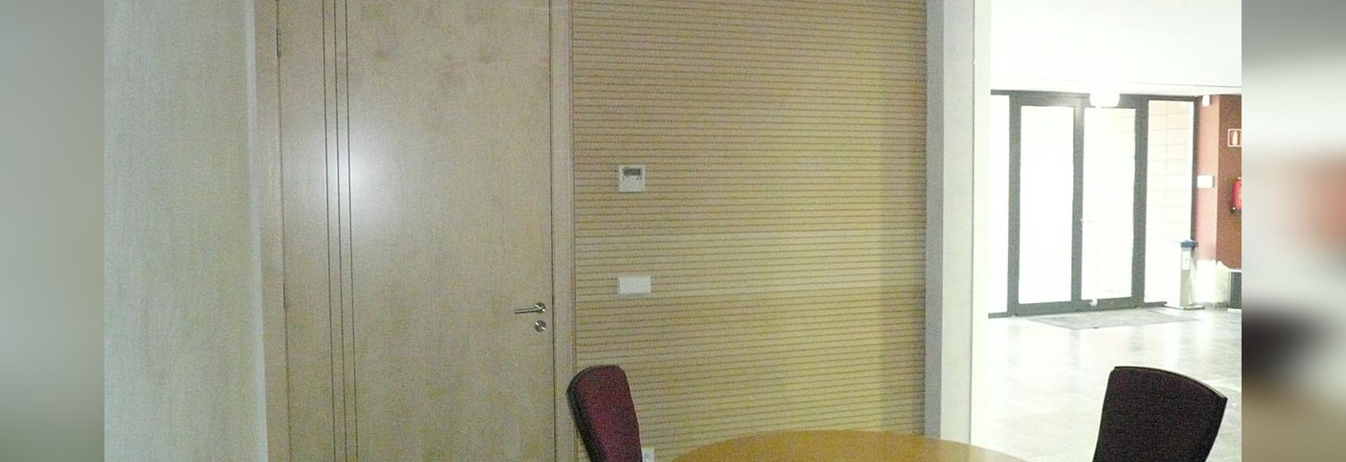 Akustische Türen Oder Schalldichte Türen, Was Sind Sie? Für Was Sind Diese  Technischen Türen