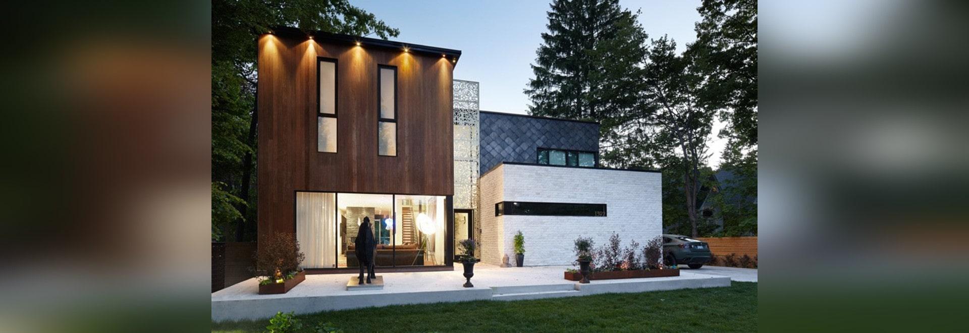 Das Aldo-Haus durch Labor Prototypedesign - Mississauga, ON, Canada