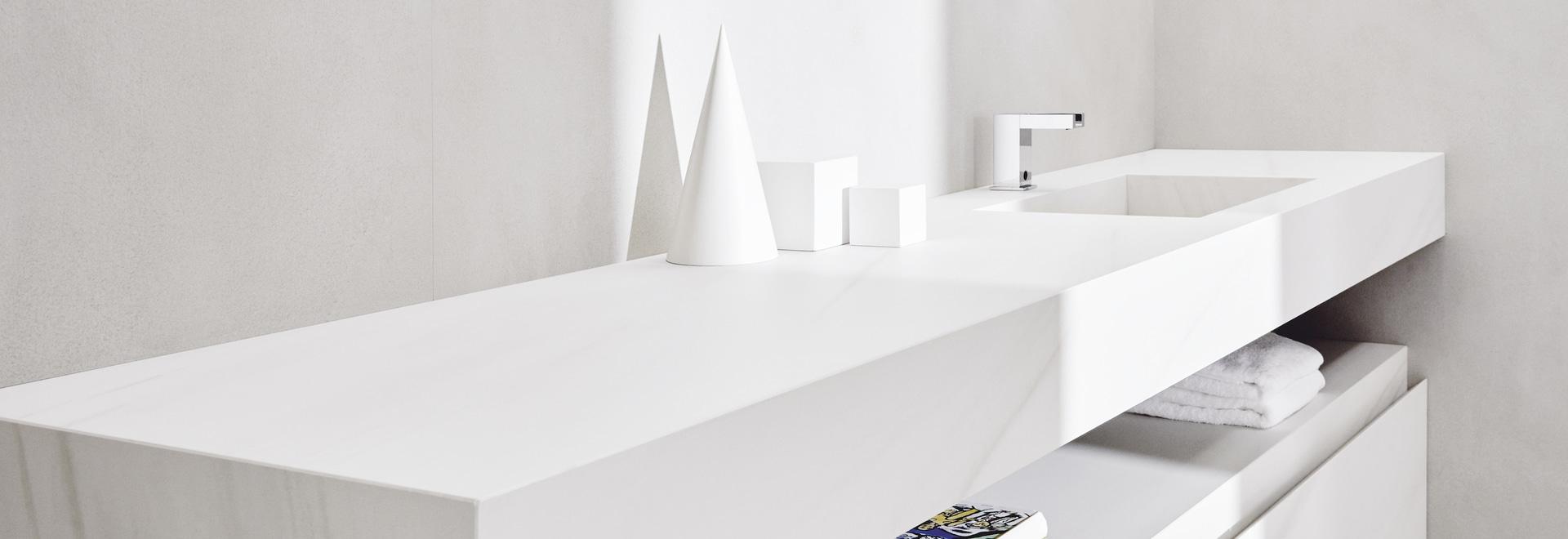 Badezimmer, privater Wohnsitz