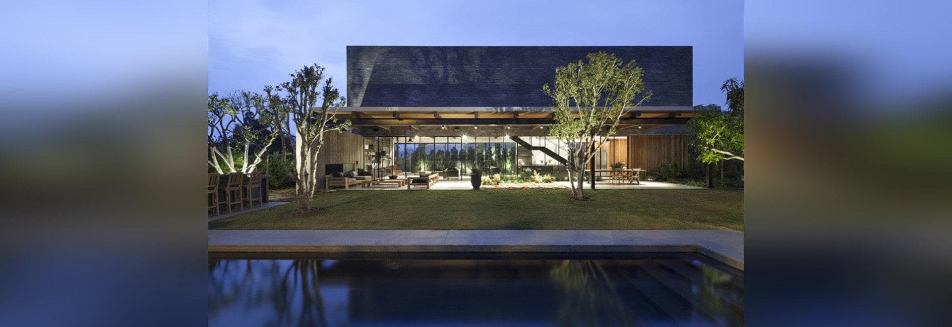 Blatman-Cohen Architekten entwerfen ein Haus, das die Unterscheidung ...