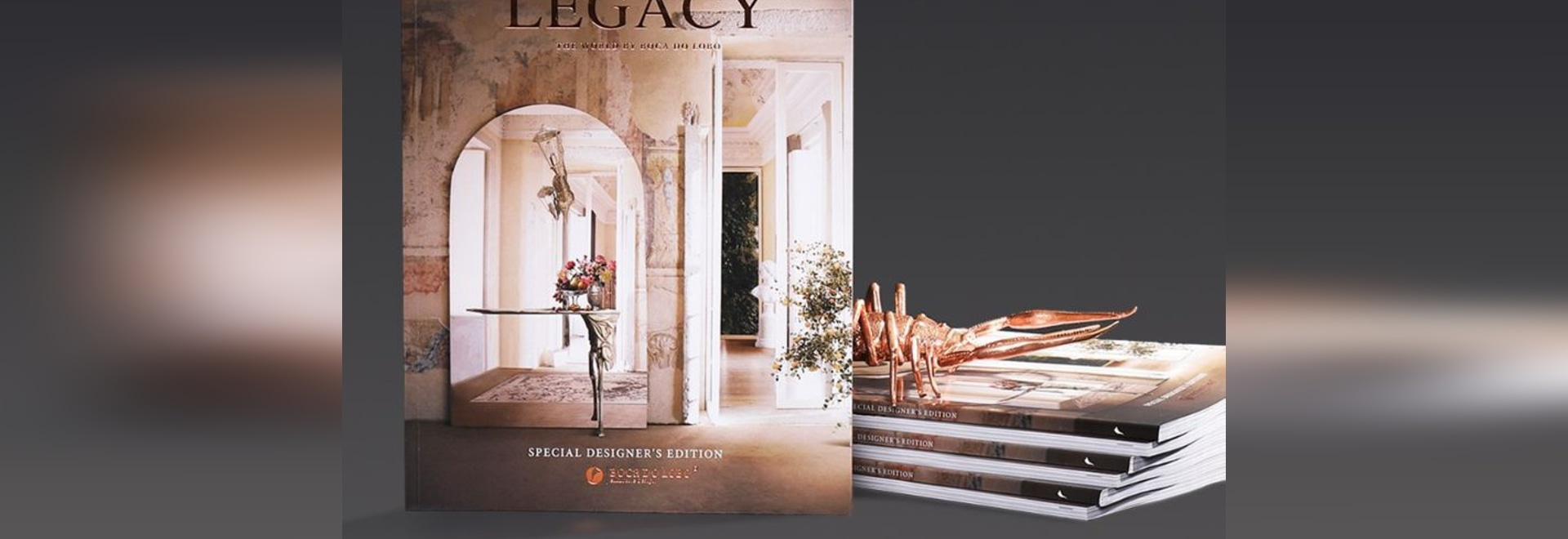 Boca do Lobo's neues Legacy-Magazin