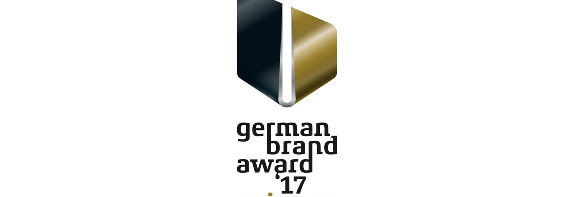 BRUNE gewinnt den German Brand Award 2017