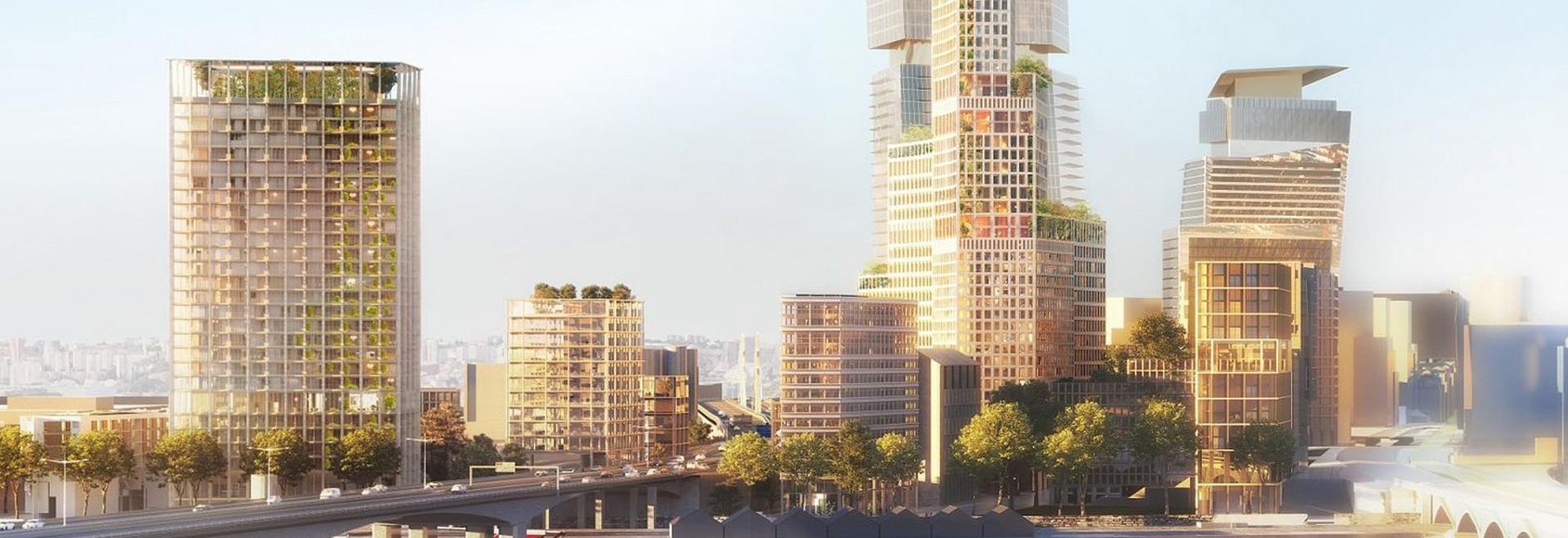 david adjaye teil des siegreichen teams, das für die entwicklung eines neuen pariser nachbarschaftsraums ausgewählt wurde