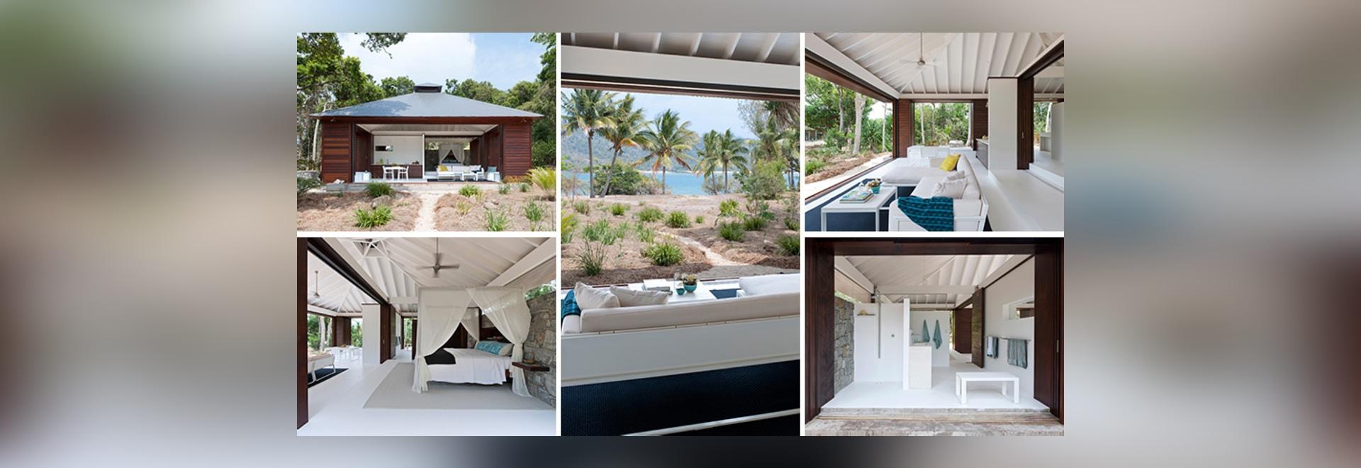 Dieses kleine Strandhaus ist für zutreffendes Innen-/im Freienleben ...