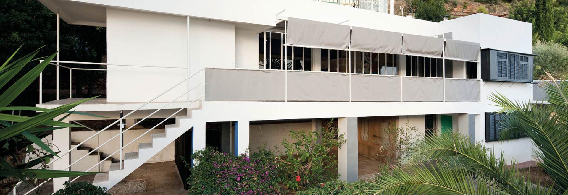 Ikonenhaftes Haus E1027 des Eileen Graus auf dem Côte d\'Azur öffnet ...