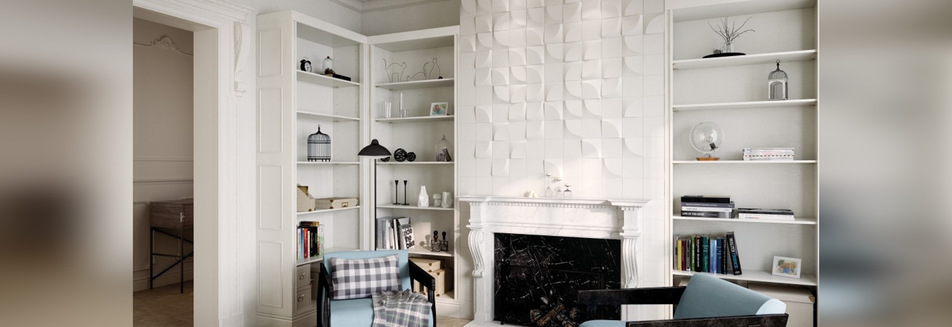 Entdecken Sie eine Sammlung, die für hoch entwickelte Wandgestaltungen gemacht wird