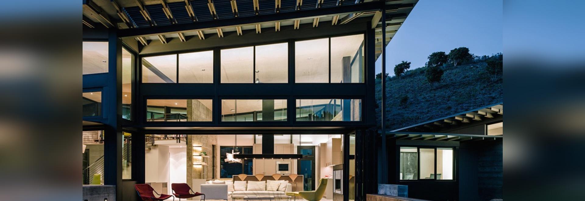 Erstaunliches Solarschmetterlings-Haus erarbeitet ...