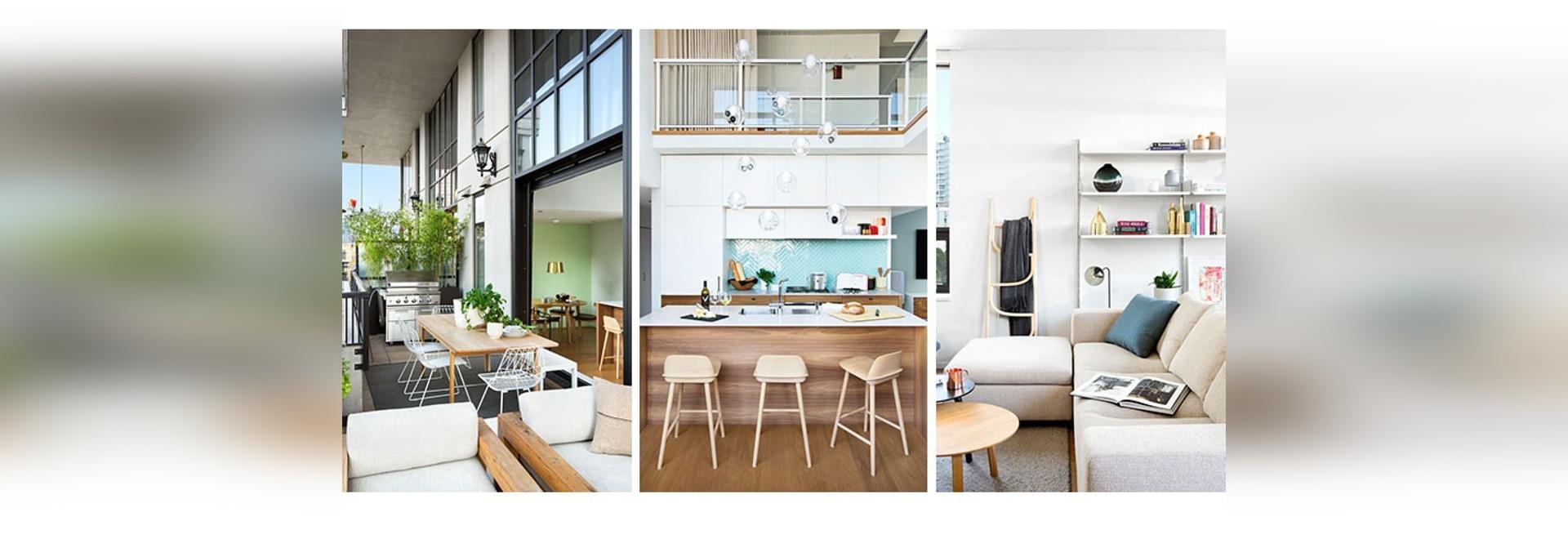 Falken Reynolds Have Designed The Interiors dieser Dachboden-Wohnung ...