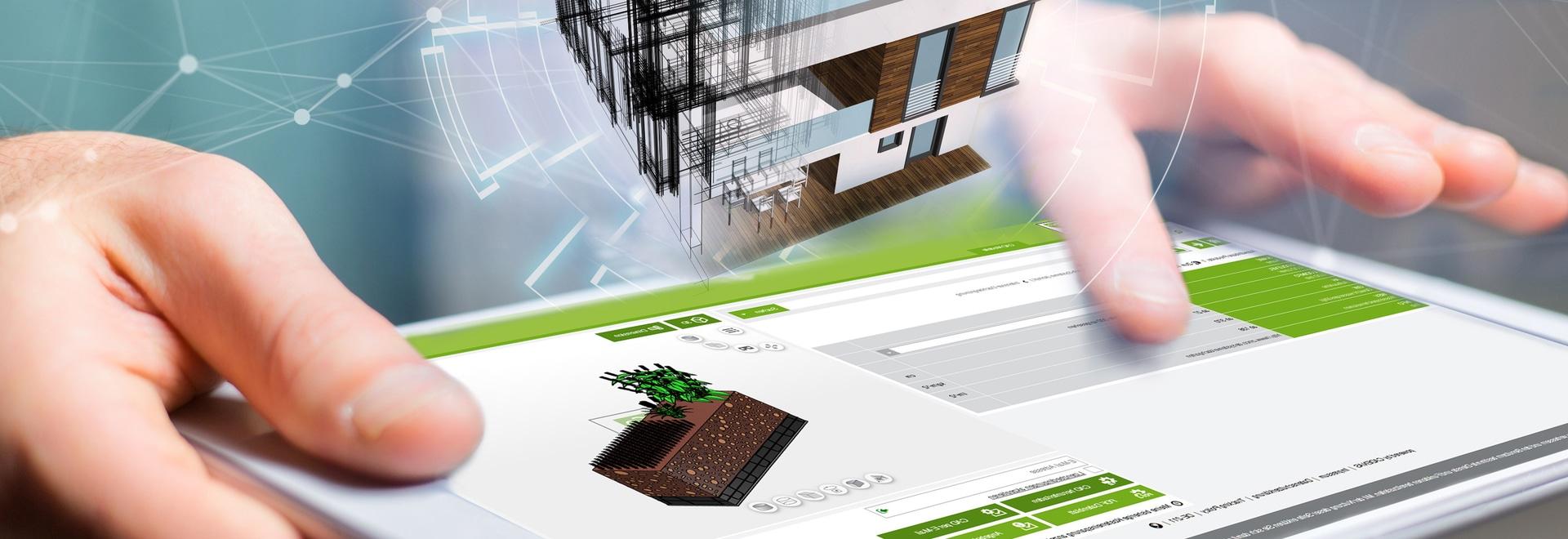 Gerüstet für die Gründach-Planung der Zukunft