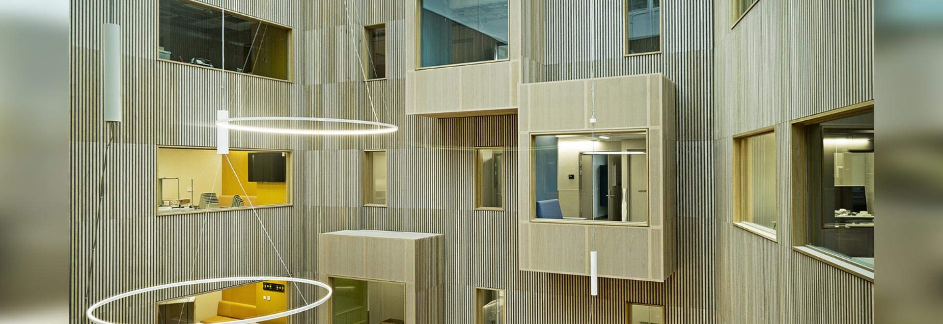 Haraldsplass Krankenhaus/C.F. Møller Architects