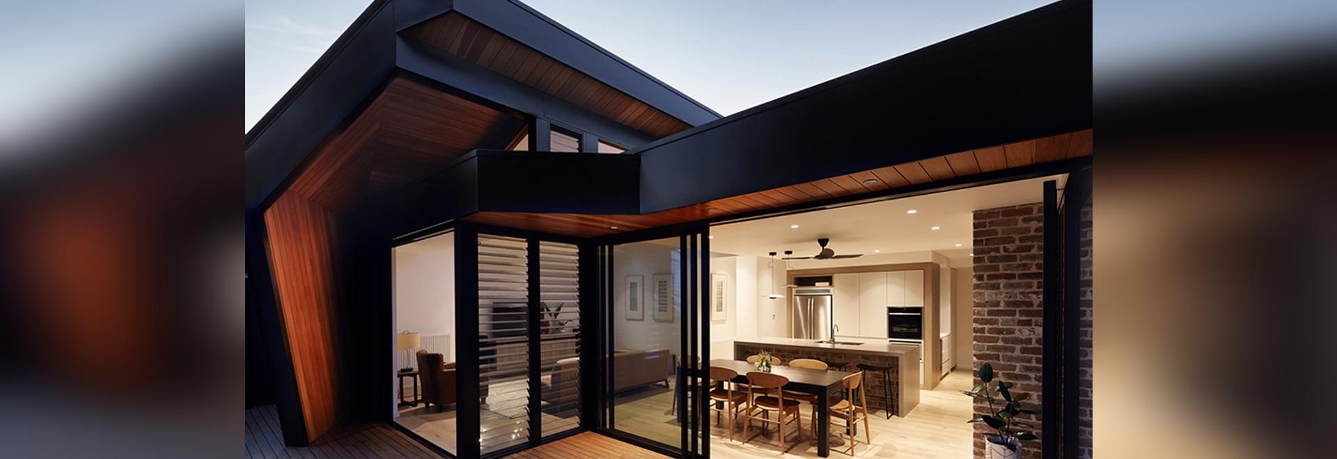 Hunters Hill House brüllt in die 2020er Jahre